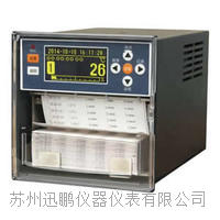 温湿度有纸记录仪 苏州迅鹏WPR12R WPR12R