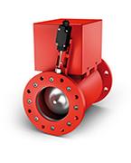 瑞士Rico瑞科主动式防爆隔爆阀浮阀VENTEX ESI-P型 Rico阀门总代理