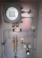 采用西门子气体分析仪的转炉煤气分析系统,干熄焦煤气分析系统,石灰窑气体分析系统