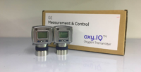 美国GE OXY.IQ新一代微量氧分析仪与O2X1氧变送器的区别同样配套OX-1