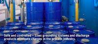 德國eltex-elektrostatik靜電消除器高壓發生器使用優勢和總代理