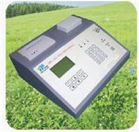 TPY-6PC土壤养分速测仪/化肥检测仪 TPY-6PC