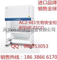 AC2-6E1生物安全柜 进口生物安全柜AC2-6E1 新加坡ESCO生物安全柜AC2-6E1 AC2-6E1
