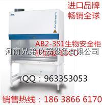 AB2-3S1生物安全柜 进口生物安全柜AB2-3S1  生物安全柜河南总代理 AB2-3S1