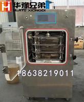LGJ-30F压盖型面膜冻干粉冷冻干燥机|自动压盖硅油型冷冻干燥机
