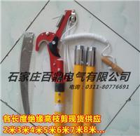 10kv带电作业绝缘高枝剪 JGZ-2型10kv
