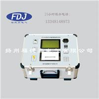 FDJ1002型氧化锌避雷器带电测试仪 FDJ1002型