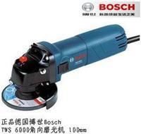 博世角向磨光机TWS6000