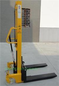 诺力手动液压堆高车SFH1016 SFH1016