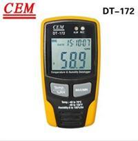CEM华盛昌DT-172 温湿度记录仪