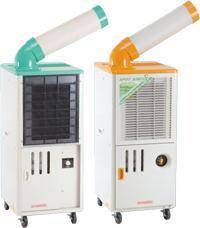 冬夏移动空调|移动式工业冷气机 SAC-25A