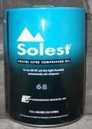 西匹埃CPI寿力斯特冷冻油Solest 系列