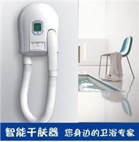 德国巴谢特高档恒温干肤器 浴室电吹风机 壁挂式干发器 美发器液晶 BXT03G