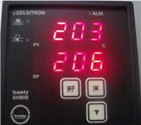 上海供应baelz 6490B-Y系列6490b-y/3-2.4-230温控表