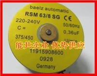 逼里香贝尔茨BAELZ RSM63/8SG电动阀小马达