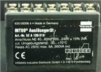 INT69 德国克瑞万KRIWAN保护�?�  汉钟复盛压缩机保护器专用保护器 52A120S10