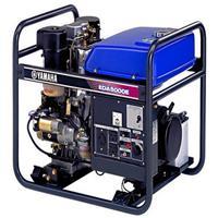 日本原装进口雅马哈单相电启动EDA5000E 4.8KVA柴油发电机 EDA5000E
