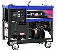 日本原装进口雅马哈 单相发电机 EDL11000E 8.8KVA柴油发电机 EDL11000E