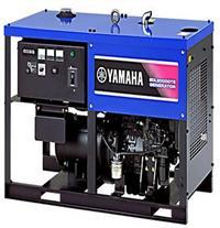 日本雅马哈柴油发电机组EDL20000TE【三相额定15.5KVA大17KVA】 EDL20000TE