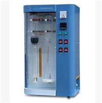KDN-CZ 定氮仪蒸馏器/定氮蒸馏器(智能启动、定时接收) KDN-CZ