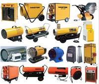 优势供应-意大利MASTER 暖风机系列产品 系列产品