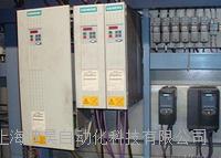 SIEMENS/西门子变频器6SE70报故障F006过压维修