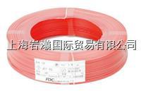 FDCフジクラ?ダイヤケーブル_IV.1.6MMクロ絕緣電線 IV.1.6MMクロ