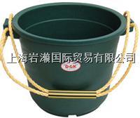 三高_绿色塑料桶 三高