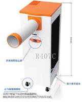 制冷机   R407C