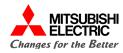 MITSUBISHI三菱電機株式会社