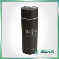 美国Toppik顶丰增发纤维50克装 纤维式假发的权威
