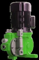 WaxChy系列WP型液壓隔膜計量泵 WP035S024P1MNN