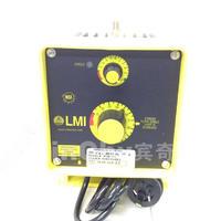 米頓羅加藥泵LMI電磁計量泵隔膜泵B146-217流量流量26.5LPH壓力2.07Bar