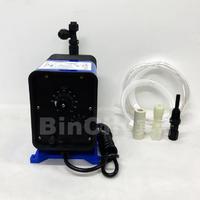 帕斯菲達加藥泵SPO電磁泵隔膜泵PP耐酸堿泵LEH6SB-PTC3-XXX流量18.9LPH壓力7Bar