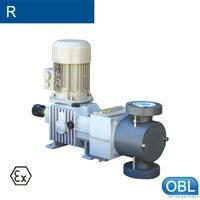 意大利OBL泵R柱塞計量泵 R