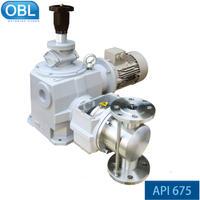 意大利OBL泵L型柱塞計量泵 LY、LN、LK、LP