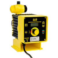LMI  B系列電磁驅動隔膜計量泵 B126-398TI