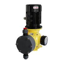 GM0090-GM0500PQ型機械隔膜泵PVC材質米頓羅計量泵 GM0120PQ1MNN