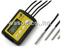Four probe temperature data logger  WS-T41PRO