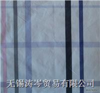 100% polyester filament yarn dyed fabric 涤纶色织面料