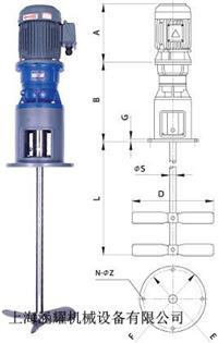 液体搅拌机 EO型