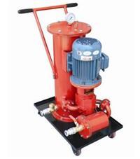 RLY加熱型濾油車