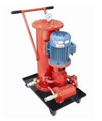 LUC-100精细滤油车 LUC-100