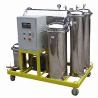 KL磷酸酯抗燃油专用不锈钢滤油机 KL