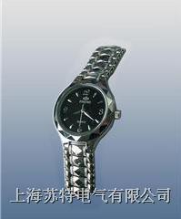 (单)不锈钢石英手表式近电报警器 ST