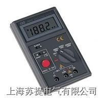 TES-1605 數字接地電阻計 TES-1605