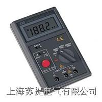 TES-1605 数字接地电阻计 TES-1605