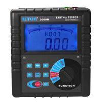 ETCR3000B-接地电阻/土壤电阻率测试仪 ETCR3000B
