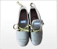 500KV导电布鞋 500KV