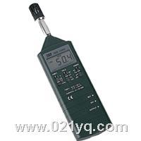 TES-1360 数字式温湿度计 TES-1360